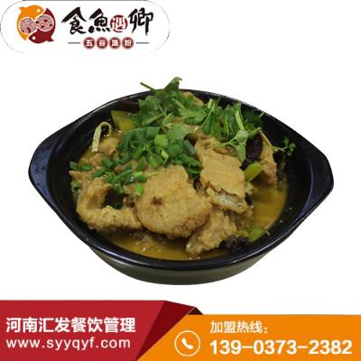 中式餐饮加盟