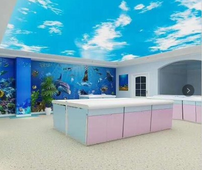 嬰幼兒洗浴中心