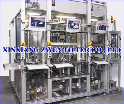 Filter Efficiency Test Equipment