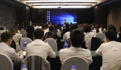 《学习力就是生产力》中企电子商务十月份启动会