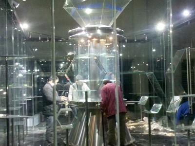 玻璃展厅搭建公司