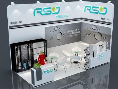 北京商业展览搭建