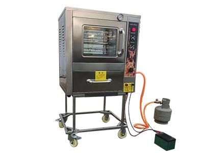 燃气烤红薯机