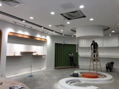 北京专业展台搭建公司
