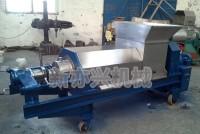 10吨双螺旋压榨机