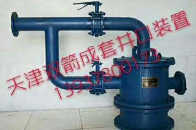 热水井井口装置