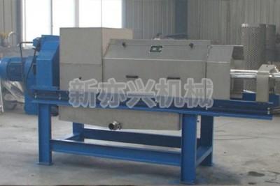 5吨螺旋压榨机