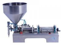 TYGZ-500型卧式气动(膏体)灌装机