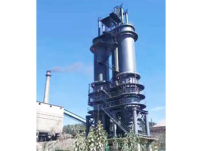 环保石灰竖炉