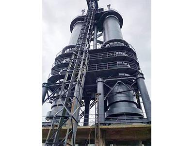 新型环保石灰竖炉