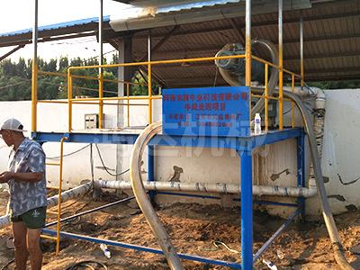 养猪场固液分离机