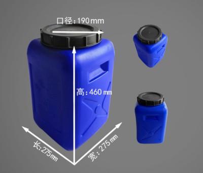 28升塑料桶(ZD型大口方)