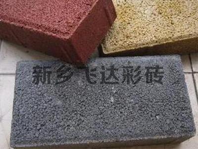 新乡面包砖