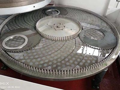金属平面研磨机