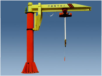 DX型定柱式旋臂起重機