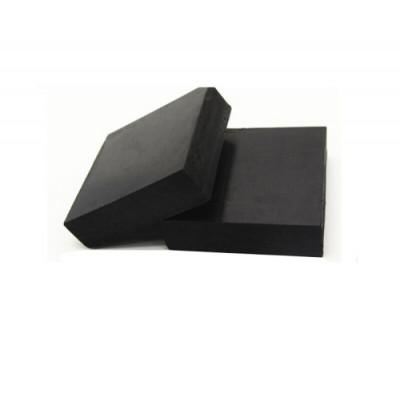 Rubber damping block