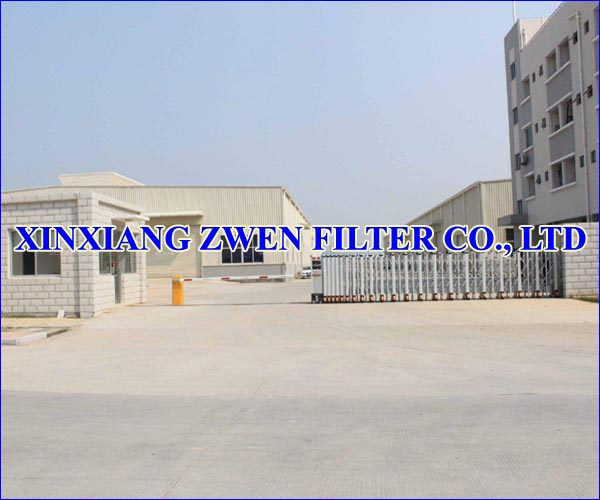 XINXIANG ZWEN FILTER CO.,LTD WORKSHOP OUTSIDE-1