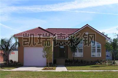 轻钢结构房屋建设