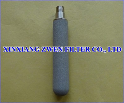 Metal Powder Filter Element