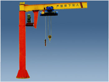 BZD定柱式旋臂起重机
