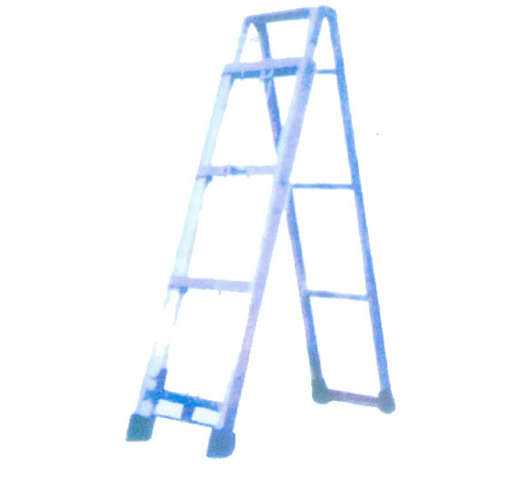 铝合金升降折叠梯