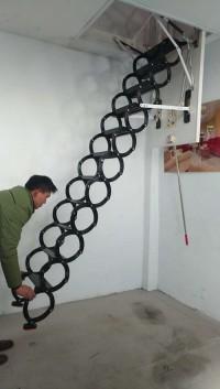 鈦鎂閣樓伸縮樓梯