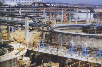 北京市东方化工厂污水池防腐工程