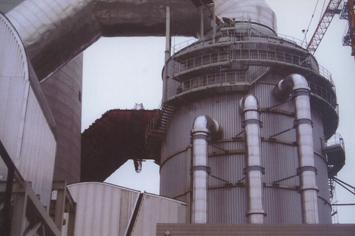 河北圣雪公司糖化罐保温工程