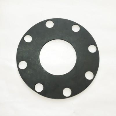 Flange rubber gasket