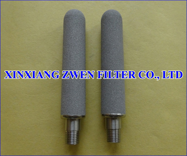 Titanium Porous Filter Element