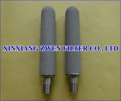 Titanium Porous Filter Element