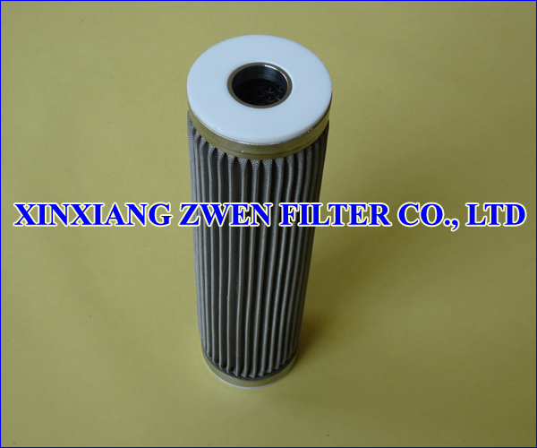 Pleated Metal Filter