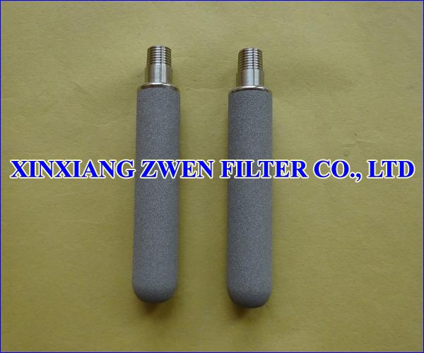 Titanium Porous Filter
