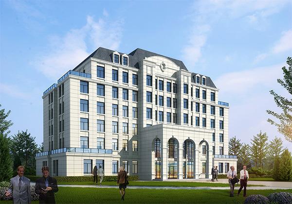 新鄉863科技產業園綜合服務樓