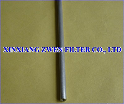 Ti Porous Filter Tube