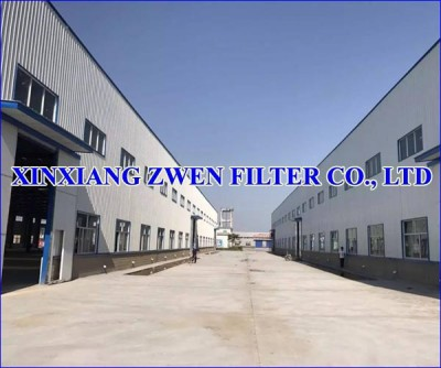 THE FIRST FACTORY OF XINXIANG ZWEN FILTER CO.,LTD