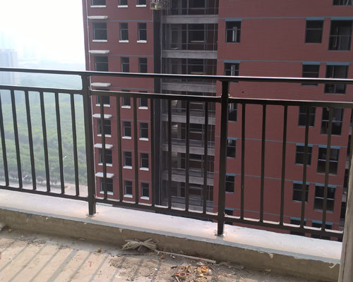 锌钢阳台护栏价格