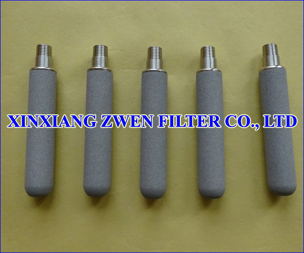 SS Powder Filter Element
