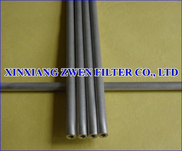 Titanium Porous Filter Tube