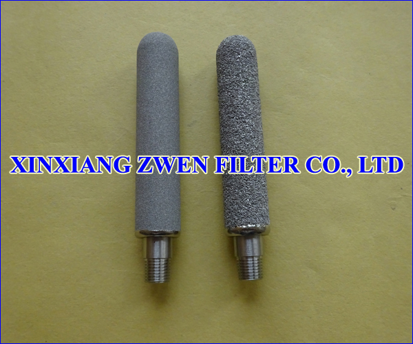 Titanium Powder Filter
