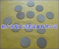 不銹鋼燒結網濾片