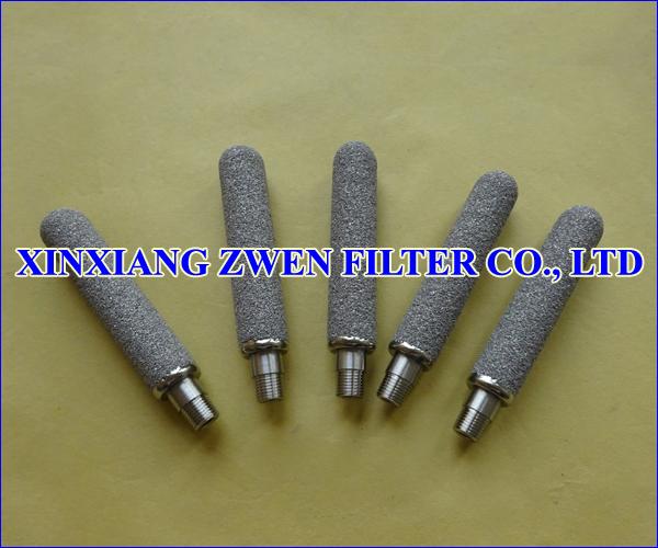 Metal Porous Filter Cartridge