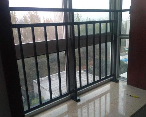 河南锌钢阳台护栏