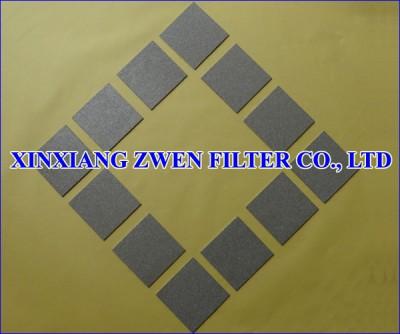 Sintered Powder Filter Plate