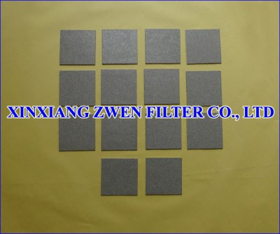 SS Powder Filter Sheet