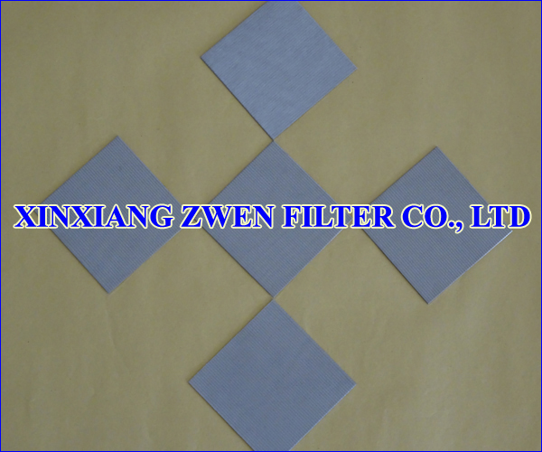 Multilayer Sintered Wire Mesh