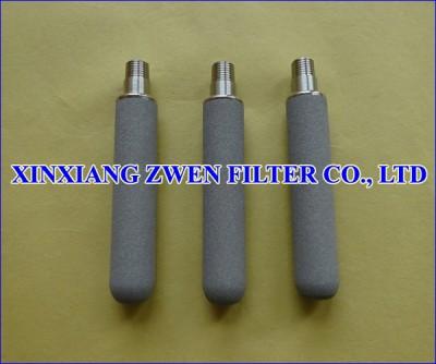Stainless Steel Powder Filter Cartridge