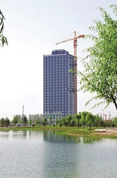 银川科技大楼