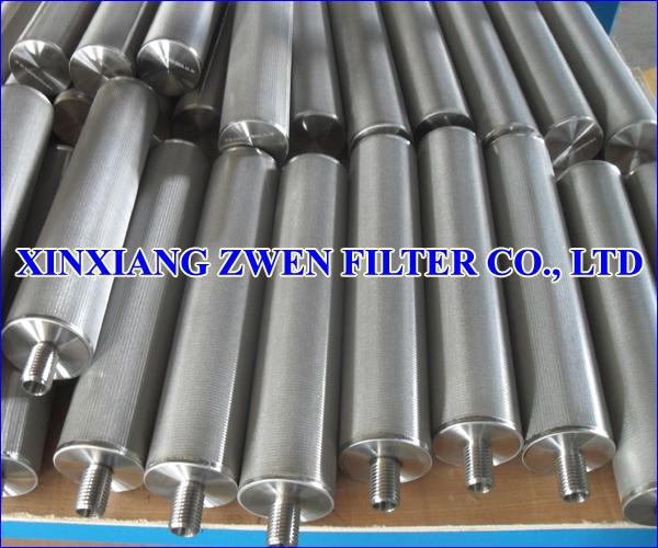 Sintered Porous Filter Element