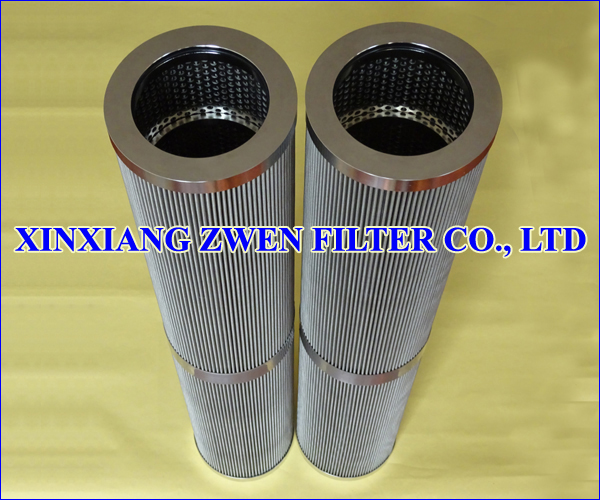 Pleated Wire Mesh Filter Cartridge